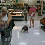 You have got to love Walmart Customers