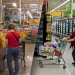 How many of the groceries sold at Walmart would be banned by Whole Foods????