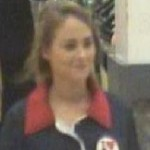 Irish girl sought after fish-slapping incident in Lancashire UK