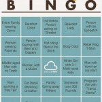 Walmart Bingo Card. Print this out for your next shopping trip.