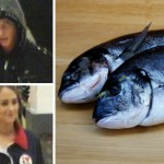 Teenage girl apologises after slapping Asda worker in face with a WET FISH