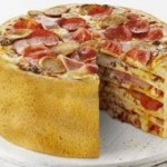 Pizza Cake May Soon Be On Boston Pizza's Menu