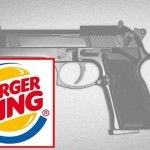 Woman threatens to shoot everyone in Burger King – because her cinnamon BUN wasn't fresh enough
