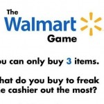 Shopping combinations to completely freak out a cashier