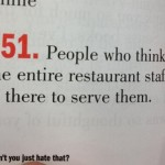 Waiter/Waitress Problems (23 photos)