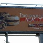 16 McDonald's Billboards Improved With Graffiti