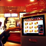 McDonald's orders 7,000 kiosks to replace cashiers