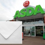 Cheeky thieves steal DVDs – by posting them home from INSIDE Asda in nicked envelopes