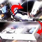 Watch: Video of employee crushed beneath a gas pump