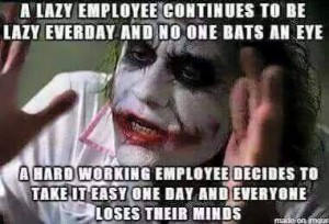 me 300x204 23 problems all retail workers will understand